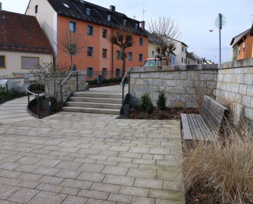 Umgestaltung Gartenbau Schmaußer GbR
