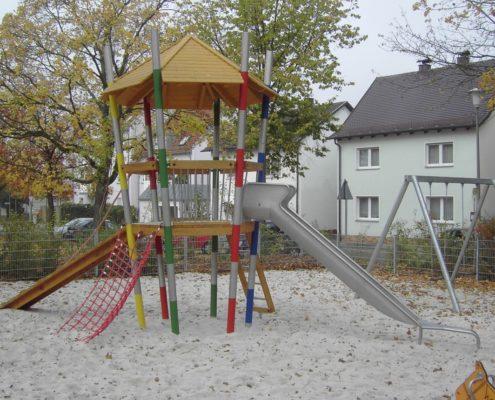 Spielplatzbau Gartenbau Schmaußer GbR