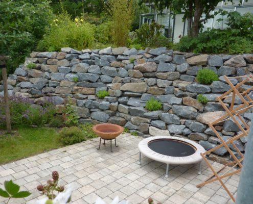 Mauerbau Gartenbau Schmaußer GbR